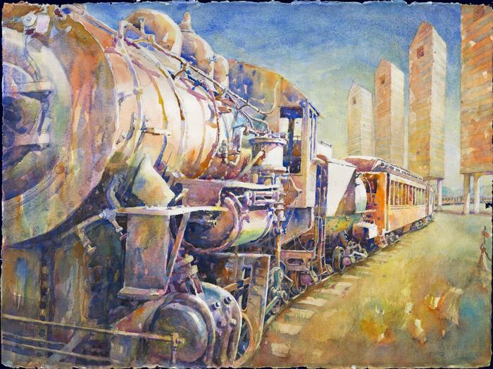Watercolor Peterillustrator S Blog